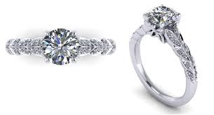 unique engagement ring recently designed unique engagement rings to inspire you