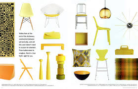 Yellow Pendant Light Colored Glass Pendant Light Featured By Design Within Reach