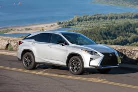 lexus rx 350 sport review 2017 lexus rx 350 pricing for sale edmunds