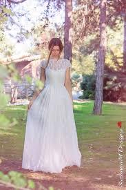 boho wedding dress weddbook