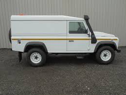 used land rover defender 110 for sale used land rover defender 110 2 2 tdci hard top 4x4 utility