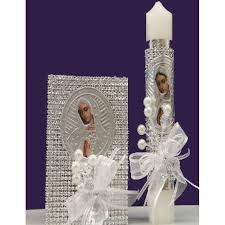 communion candles baptism communion candle set available at three s