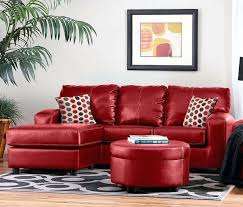 red couch decor living rooms with red couch room of minimalist black leather ideas