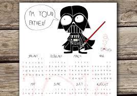 printable calendar 2016 etsy free printable 2016 mini calendars star wars blank calendar design