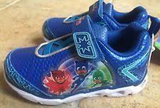 pj masks light up shoes starter boys dinosaur shoes size 10 light up velcro athletic