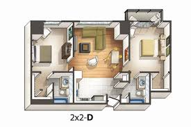 two bedroom apartments san francisco unit details from creative housing ca san francisco 1 floor plans