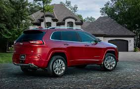 customized 2016 jeep cherokee jeep expands cherokee lineup with premium overland model