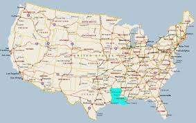 Map New Orleans Map Usa New Orleans 29 Popular Usa Map Louisiana Travel Maps And