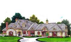 house plans with porte cochere french country house with a porte cochere dream home