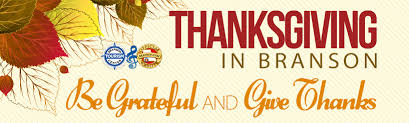 thanksgiving events in branson branson tourism center