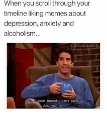 Ironically Liking Memes - 25 best memes about memes about depression memes about