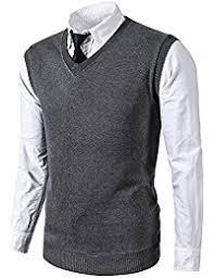 mens sweater vests amazon com