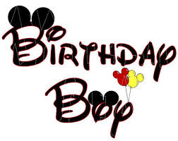 mickey mouse 1st birthday boy best mickey mouse birthday clipart 18447 clipartion