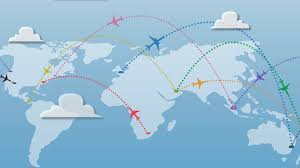 American Airlines Route Map Pdf by Going The Distance Travel Weekly