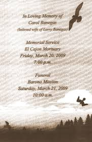 funeral service announcement wording best photos of memorial service flyer poems poems for funerals