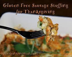 gluten free stuffing recipe for thanksgiving make gluten free sausage stuffing for thanksgiving