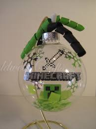 mention anglswngs minecraft floating glass ornament