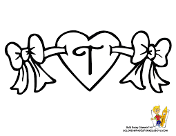cool letter t colouring pages page 2 coloring home