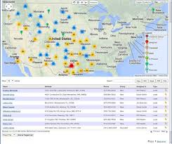 Maps Google Com Washington Dc by Google Maps Polygon Shape Selection To Target List Sugarcrm