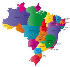 map of brazil map of brazil stock illustration image of concept atlantic 6399115