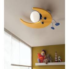 éclairage chambre bébé eclairage chambre enfant le lunardo h14 cm