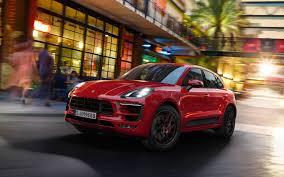 Porsche Macan Red - 2017 porsche macan s price engine full technical