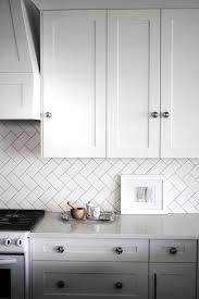 Grouting Kitchen Backsplash Backsplash Ideas Outstanding White Kitchen Tile Backsplash White