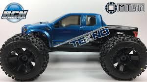 tekno mt410 4wd monster truck kit reveal