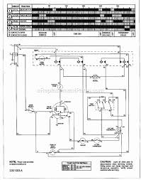 amana nde2330ayw parts list and diagram ereplacementparts com