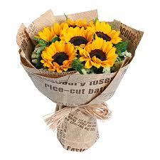 sunflower bouquet sunflower bouquet 01 fresh flowers flower delivery