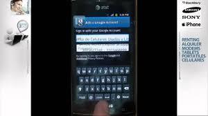 hotmail y los mensajes en el movil sistema operativo android como configurar cuenta de correo google