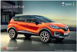 captur renault ranbir kapoor launches renault captur suv advertisemant
