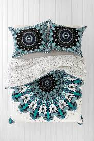 Medallion Bedding Bedroom Queen Duvet Covers Sham Bedding Twin Duvet Cover