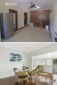 Interiors Made Easy Dining Room Before And After Cosmetic Renovation By Renovating