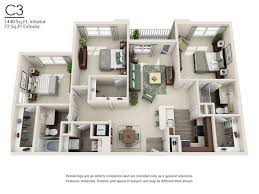 1 Bedroom Apartments In Atlanta by Lux Apartments Rentals Jacksonville Fl Apartments Com