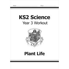 year 3 science workout plant life