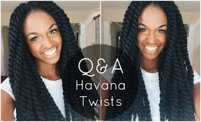 crochet havana twists nighttime routine washing instructions etc