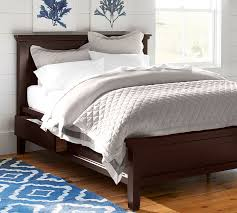 Bed Frame And Dresser Set Farmhouse Storage Bed Dresser Set Pottery Barn