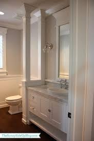 powder bathroom ideas bathroom bright and white powder bathroom with fancy patterned