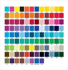 sample pms color chart 2014 pantone color chart pink color 9064c