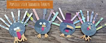 thanksgiving crafts with popsicle sticks page 2 divascuisine