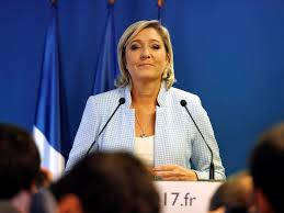 Marine Le Pen Marine Le Pen Says Brexit And Trump Are Helping Her Party In