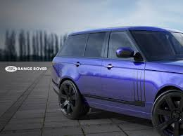 land rover purple land rover range rover 2016 rendering on behance
