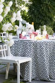 modern table linen 119 best kate spade inspired 50th birthday images on pinterest