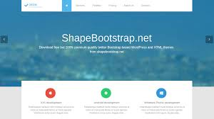 html5 website template free top 10 corporate html5 website templates to checkout in 2015