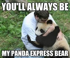 Panda Mascara Meme - panda mascara meme