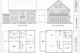 colonial homes floor plans gallery for historic colonial house floor plans open floor plan