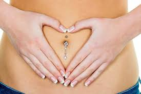 the risks of getting a belly button piercing healthy diet base