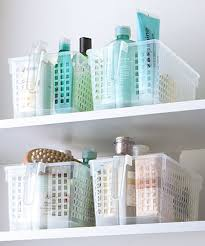 Bathroom Storage Containers K A L A N I C U T 30 Day Reorganization Project Update 2