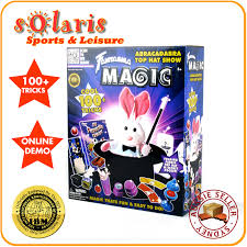 fantasma magic u0027s abracadabra top hat show set children toy magic